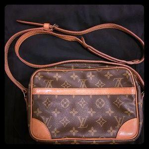 Vintage Louis Vuitton Trocadero Crossbody